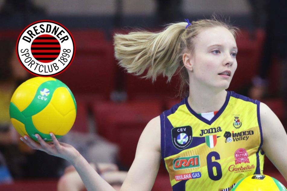 DSC gelingt Transfer-Kracher! Nationalspielerin Geerties unterschreibt für zwei Jahre