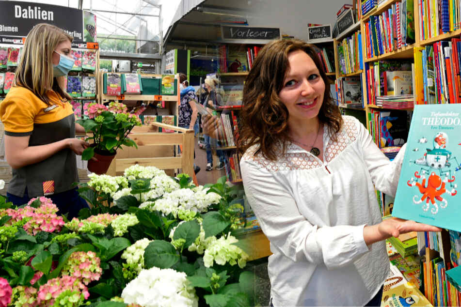 Vor allem Baumärkte und Buchläden sind gut besucht: Chemnitzer Einzelhandel läuft wieder an