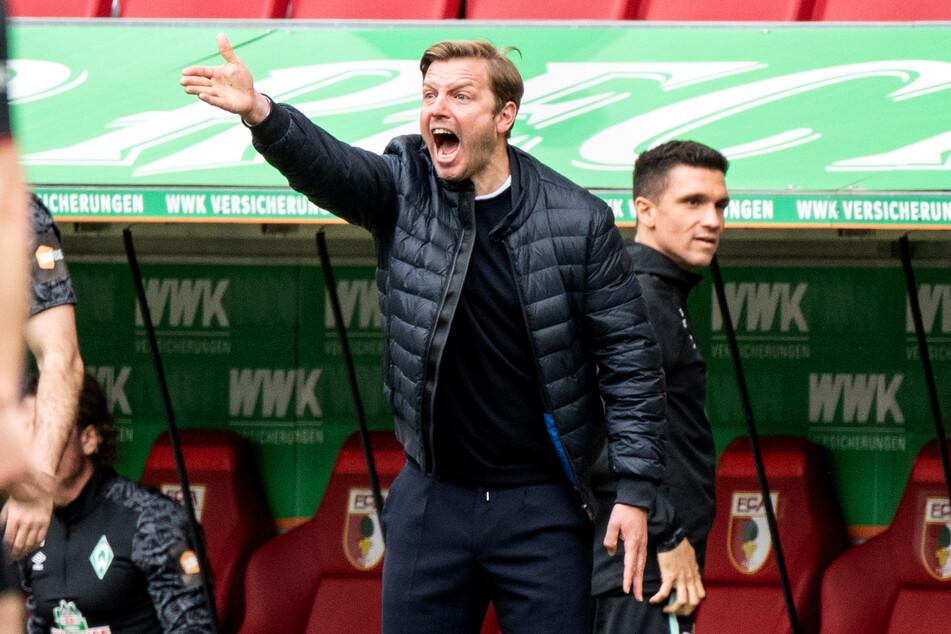 Florian Kohfeldt (36) muss seinen Platz als Trainer des SV Werder Bremen doch noch räumen.