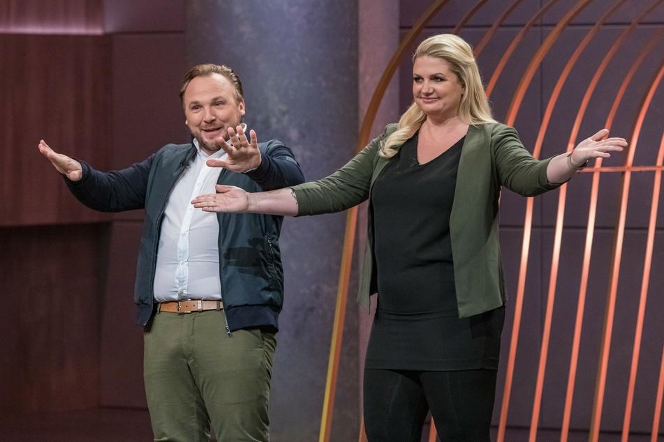 Anne und Stefan Lemcke werden die Löwen-Runde in der neuen DHDL-Staffel als Gast-Investoren ergänzen.
