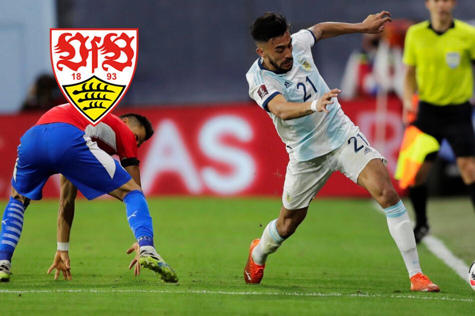 VfB-Stürmer stiehlt Weltstar Lionel Messi die Show