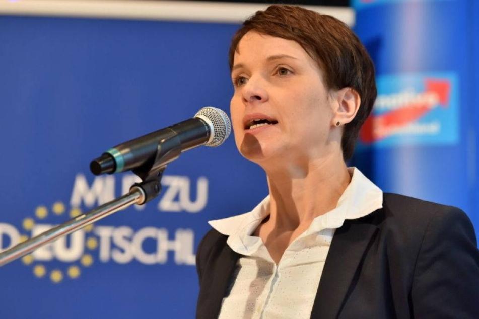 Deshalb schwänzen AfD und Petry die Sondersitzung zu Clausnitz