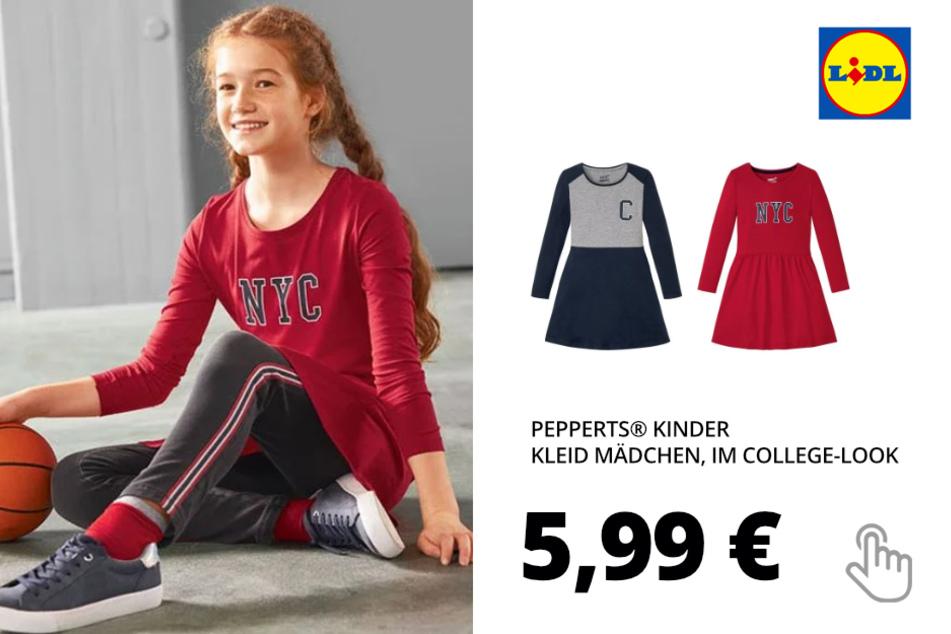 Kinder Kleid Mädchen
