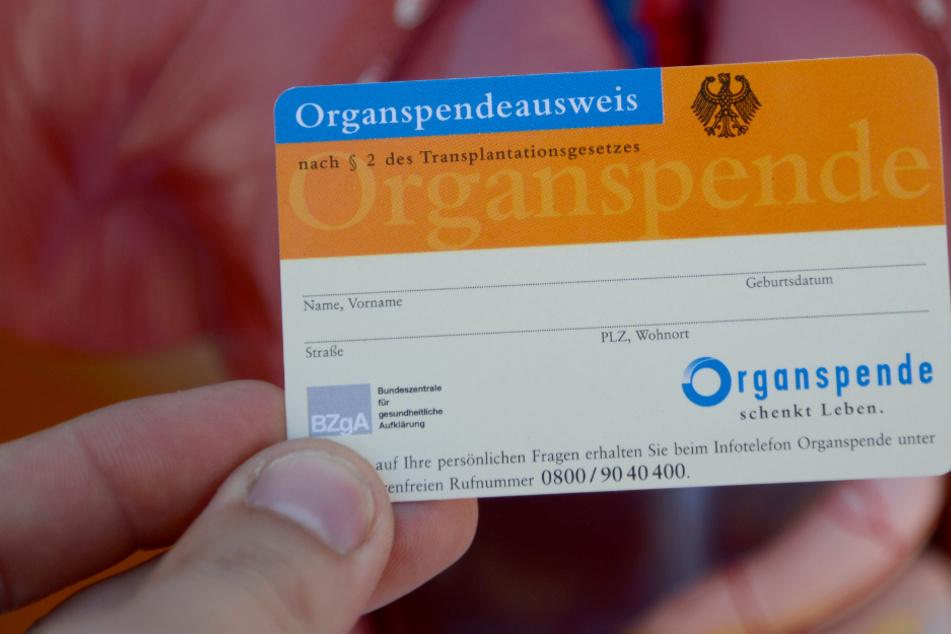 Organspende in Deutschland: Hier sind die wenigsten Menschen dazu bereit