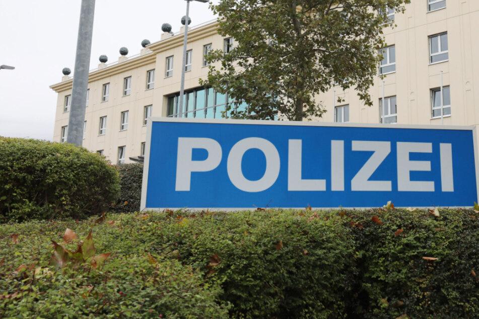 Das Gebäude der Polizeiinspektion in Gotha.