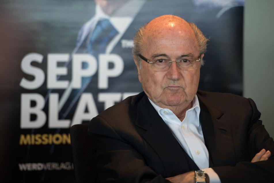 Sepp Blatter widersprach den Vorwürfen bereits.