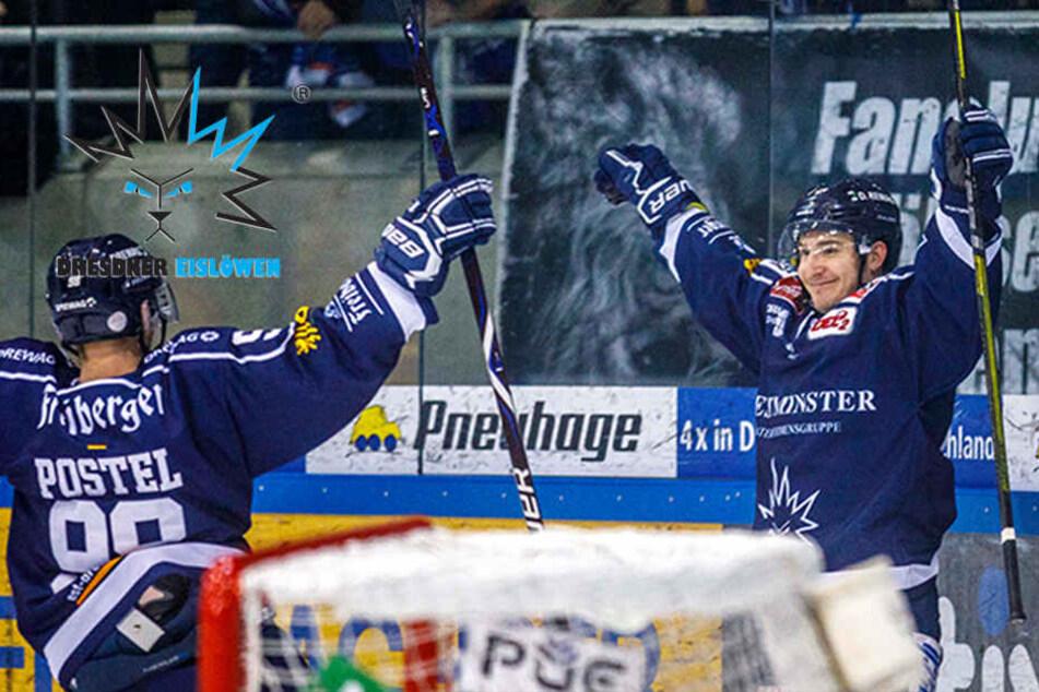 Dritter Sieg in Folge: Dresdner Eislöwen bezwingen den ESV Kaufbeuren!
