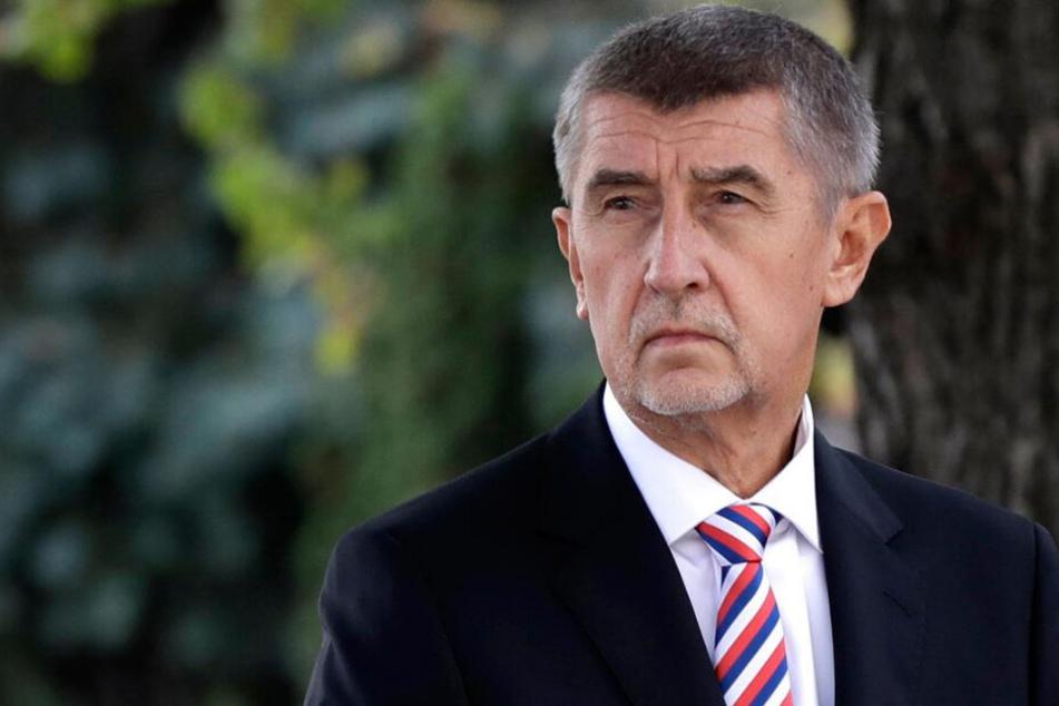 Multimilliardär Babis wurde in der Sendung als Politiker dargestellt, der seine politische Macht für Förderungen ausnütze.