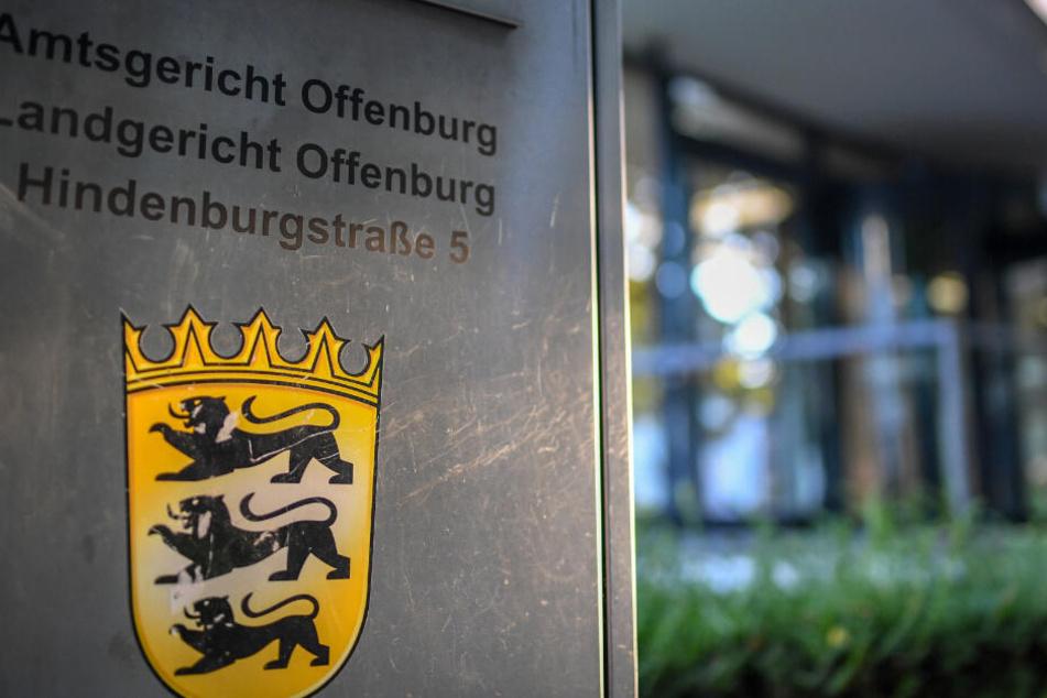 Vor dem Landgericht Offenburg wird am Dienstag das Urteil erwartet.