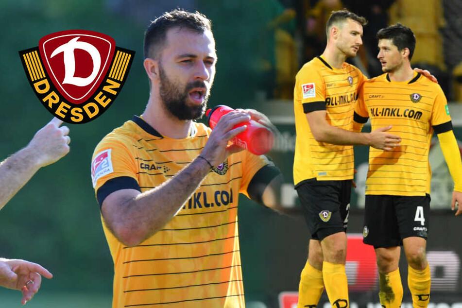 Dynamo gegen den KSC: Wer ersetzt den erkrankten Husbauer?
