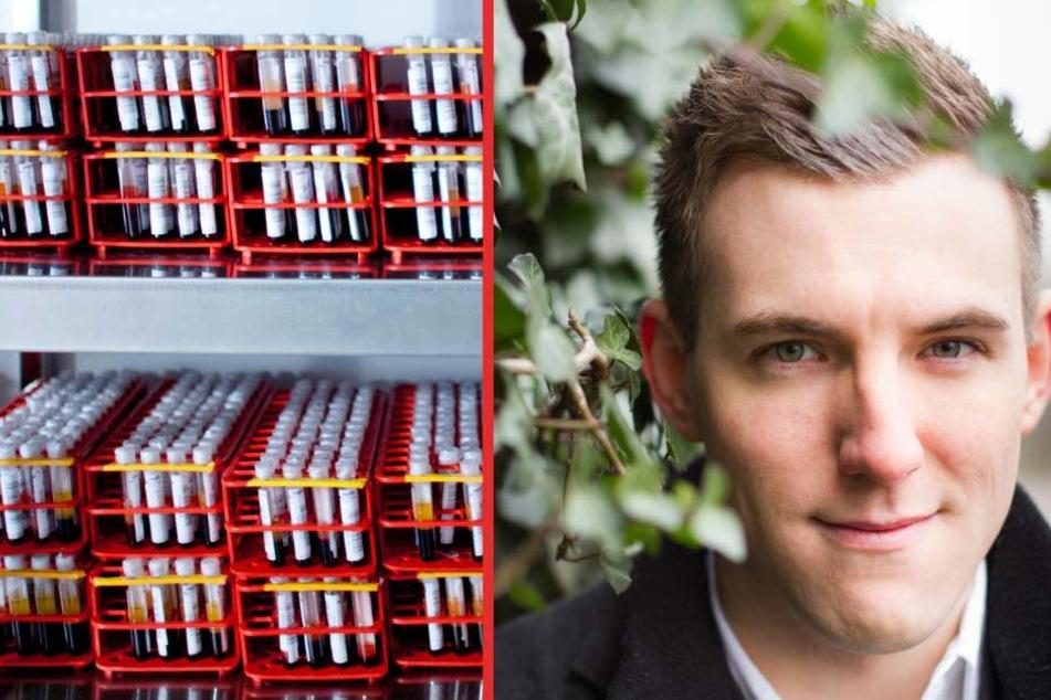 Nur eine Stammzellen-Spende kann sein Leben retten: Familienvater (30) hat Leukämie