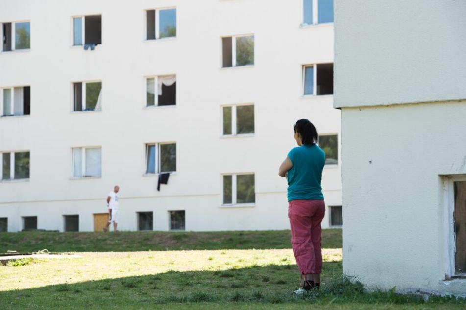 In Thüringen leben über 26.000 Migranten, auch in Erstaufnahmeeinrichtungen wie hier in Suhl.