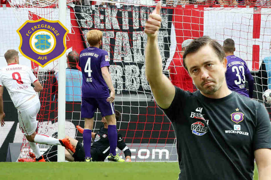 Gegen den 1. FC Köln! 4 Gründe, warum Aue heute eine Überraschung schafft