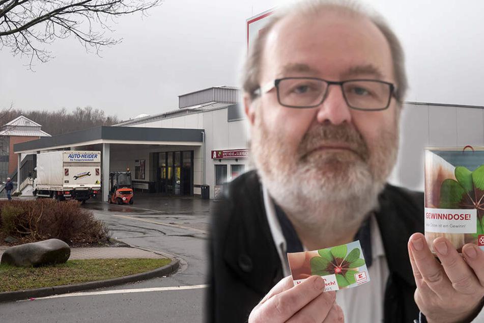 Chemnitzer Stadtrat hat Glücksdosen-Knatsch mit Kaufland