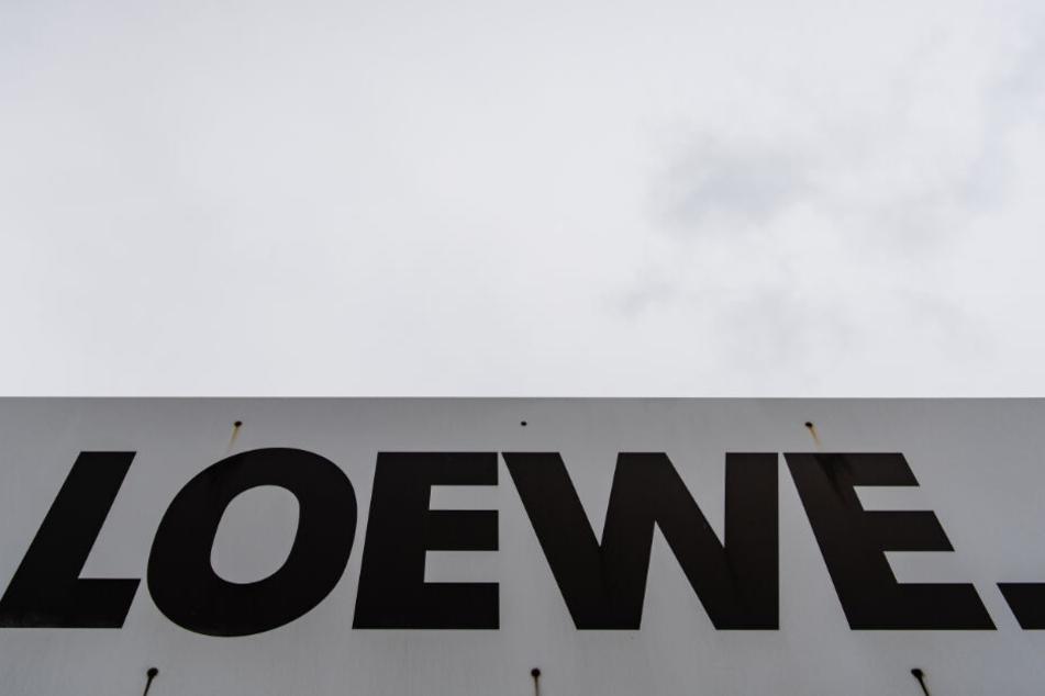 Der Fernseh-Hersteller Loewe steht vor dem Aus.