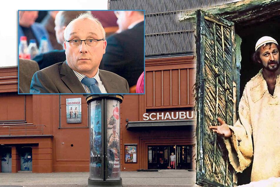 Kein Leben mit Brian! AfD-Abgeordneter Jens Maier fliegt aus Kino