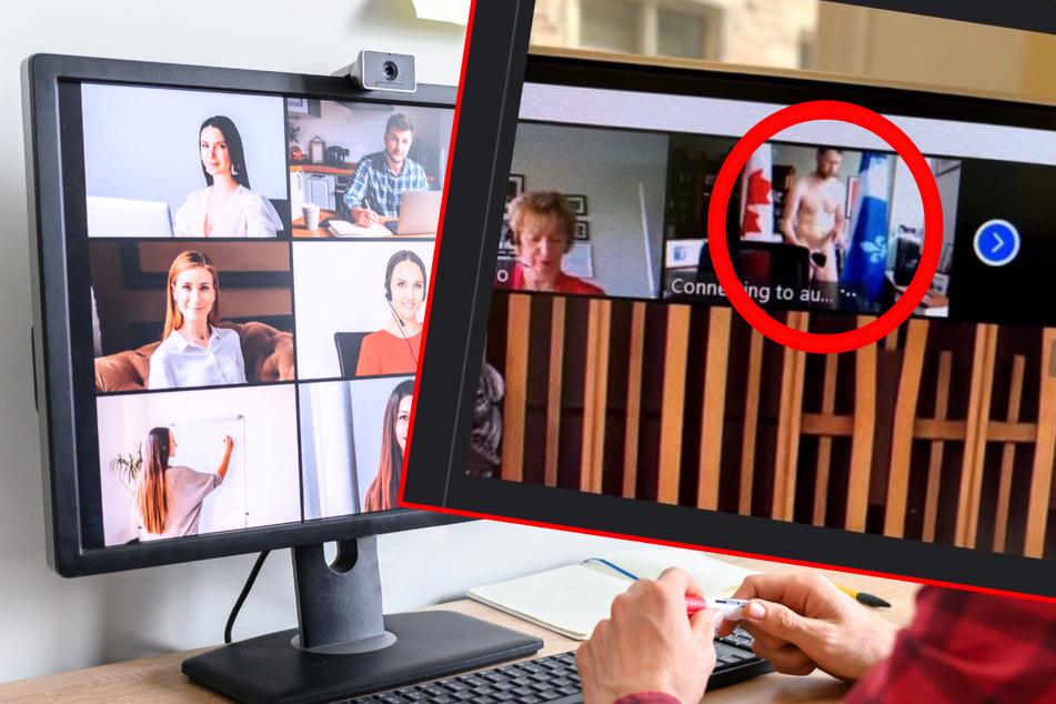 """""""Ein Versehen"""": Abgeordneter nackt in Parlaments-Videokonferenz"""