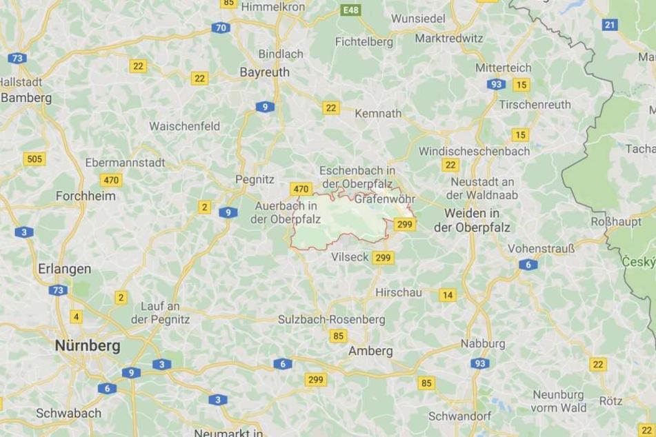 In Grafenwöhr nordöstlich von Nürnberg kam es zu einer schrecklichen Bluttat, bei der ein 57-Jähriger starb.