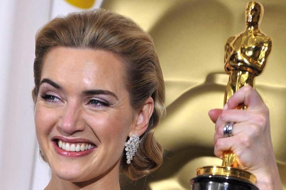 """Für ihre Rolle in """"Der Vorleser"""" bekam Kate Winslet einen Oscar."""