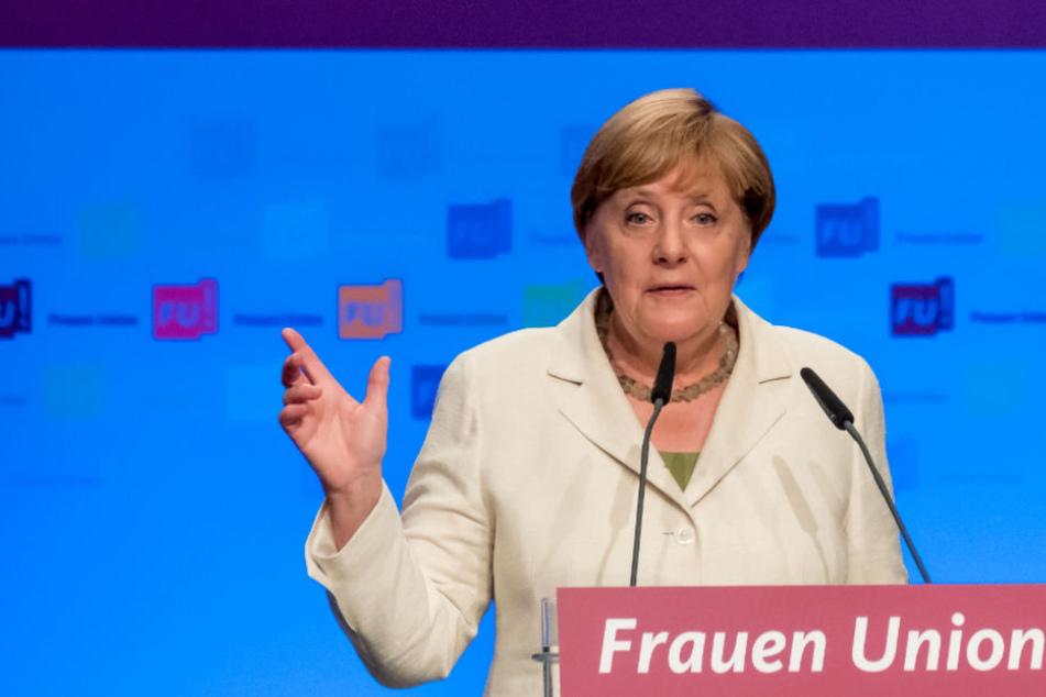 Merkel will CDU-Frauen stärken
