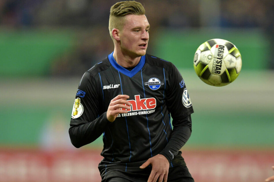 Der 23-Jährige war gegen die Würzburger Kickers der auffälligste Spieler.