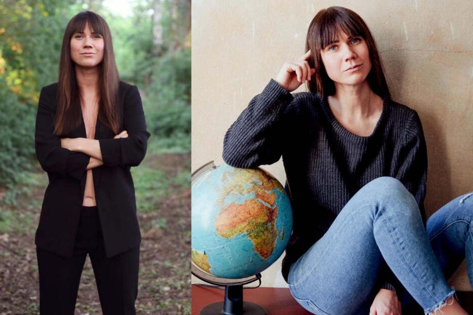 Louise Dellert setzt sich bei Instagram für eine bessere Umweltpolitik ein.