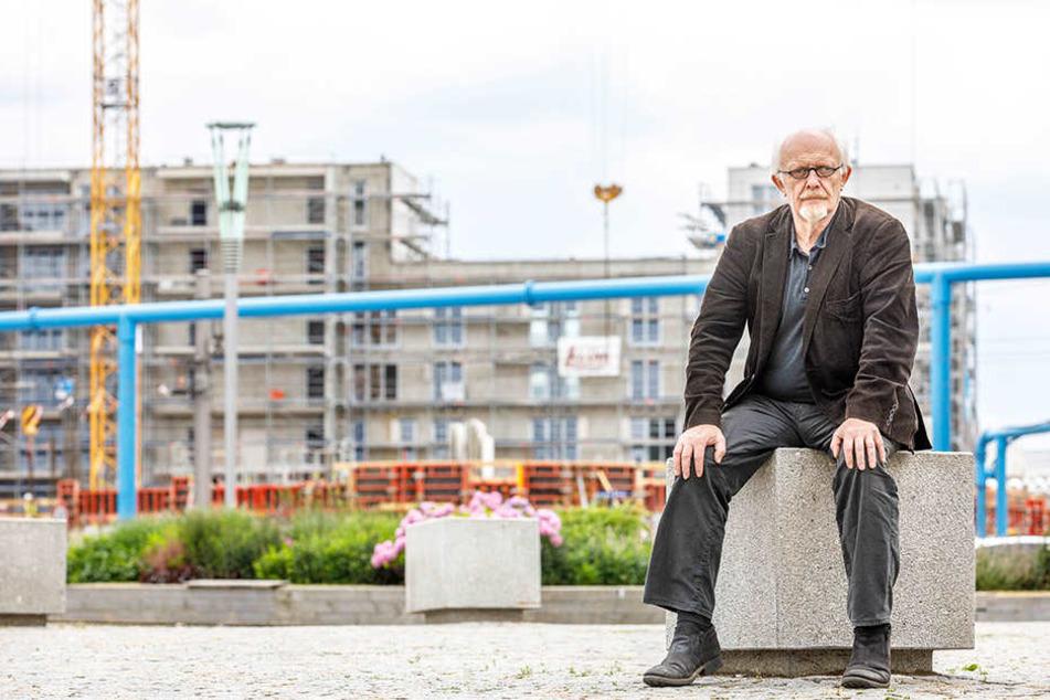 Sein Vorschlag hatte für Aufsehen gesorgt. Grünen-Politiker Michael Schmelich (63, Die Grünen).