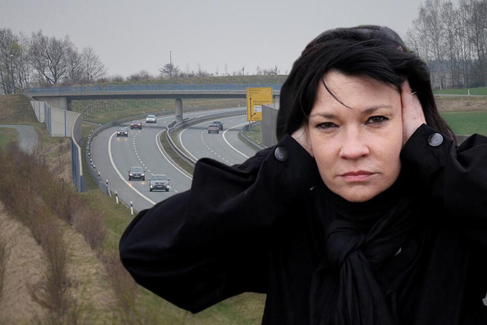 Chemnitz: Zu viel Lärm auf B174: Kommt jetzt Tempo 50?