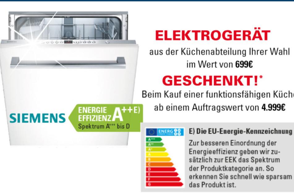 So Schenkt Dir Möbel Höffner Einen Siemens Geschirrspüler Tag24