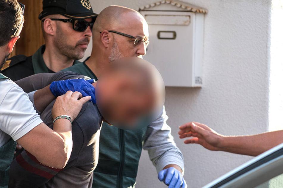 Gegen den 43 Jahre alten Vater wurde Haftbefehl erlassen.