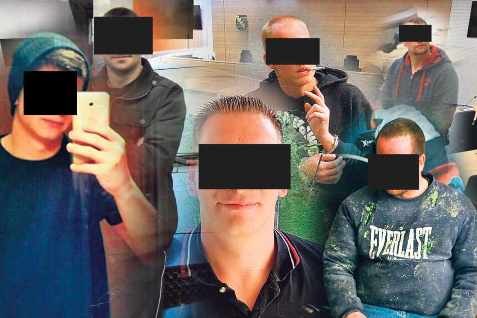 """Unter höchster Sicherheitsstufe! Jetzt startet der Prozess gegen die """"Gruppe Freital"""""""