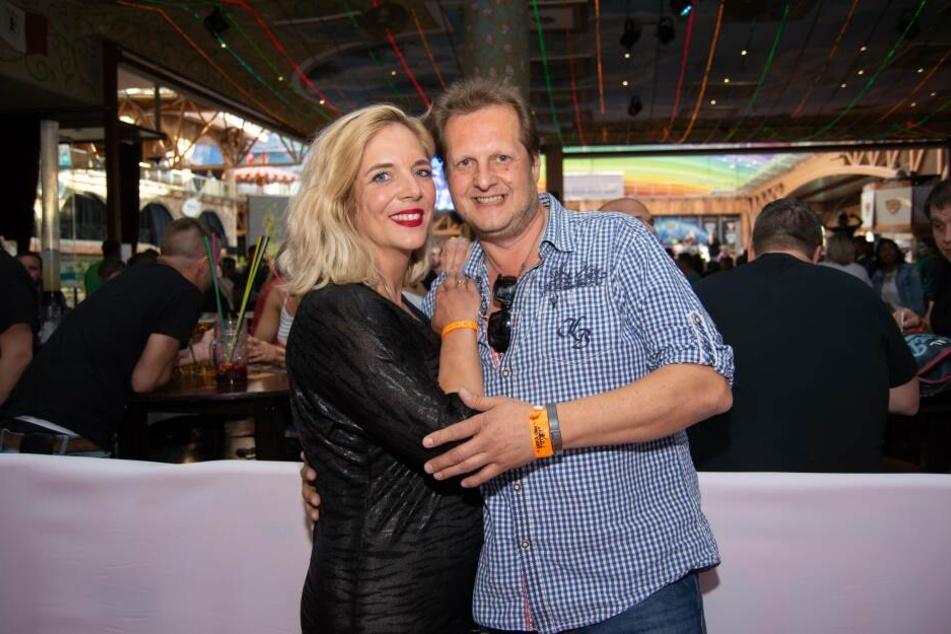 Daniela Büchner verlor im November ihren Mann Jens.
