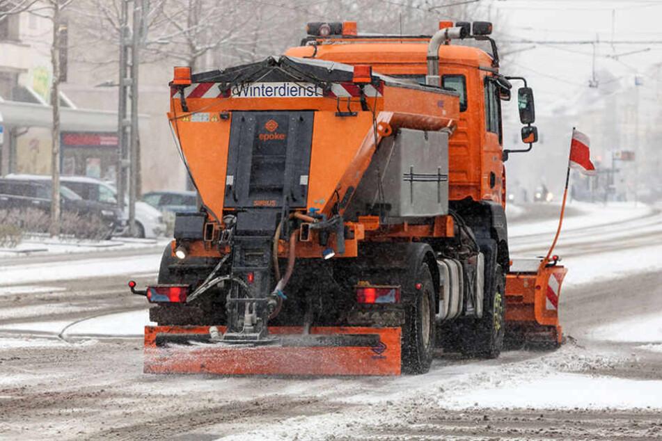 Der Winterdienst verschlingt mehr Geld. Das Budget soll um 200.000 Euro  aufgestockt werden.