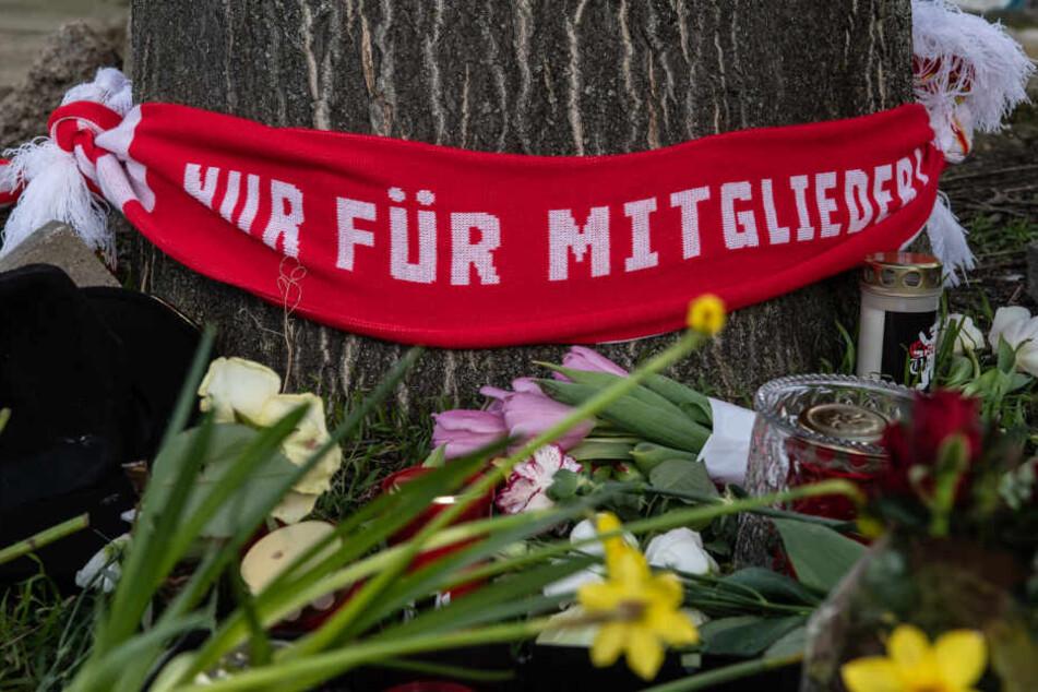 Der junge Union-Fan wurde am 9. Februar erstochen.