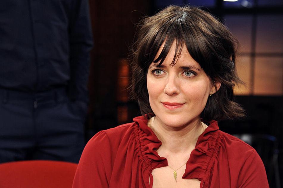 Sarah Kuttner (39) kommt mit ihrem neuen Roman nach Dresden.