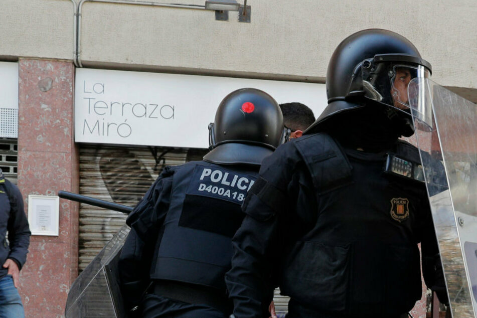 """Von Deutschland gesuchter """"gefährlicher"""" Mann in Spanien festgenommen"""