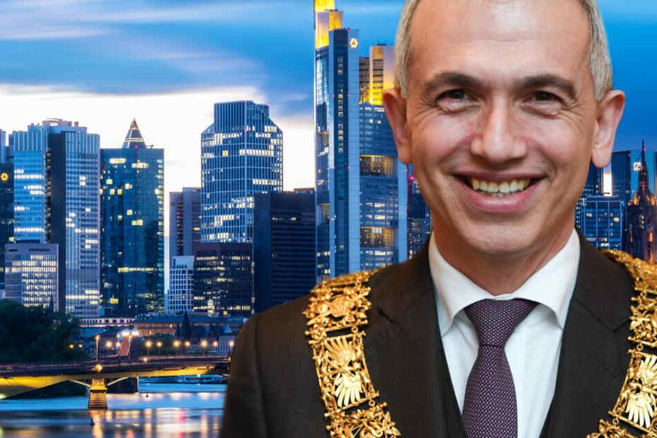 Der OB von Frankfurt, Peter Feldmann (SPD), will den 8. Mai als gesetzlichen Feiertag.