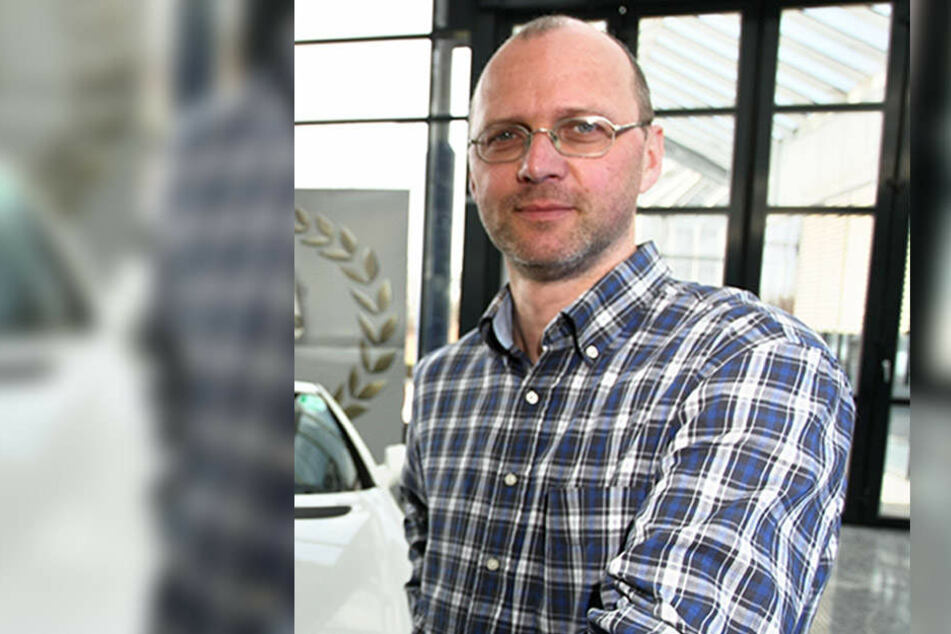 LAC-Präsident Thomas Schönlebe (51) erinnert sich traurig an Jan.