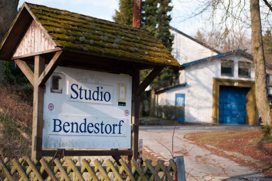 Das Studio muss schon bald Wohnhäusern weichen.