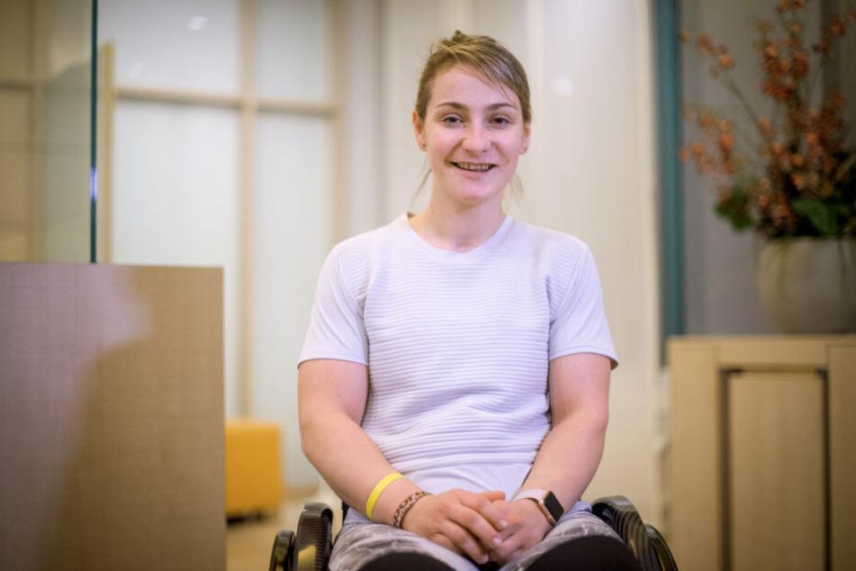 Im Juni 2018 hatte die mehrfache Bahnrad-Olympiasiegerin Kristina Vogel einen schweren Unfall, sitzt seitdem querschnittsgelähmt im Rollstuhl.