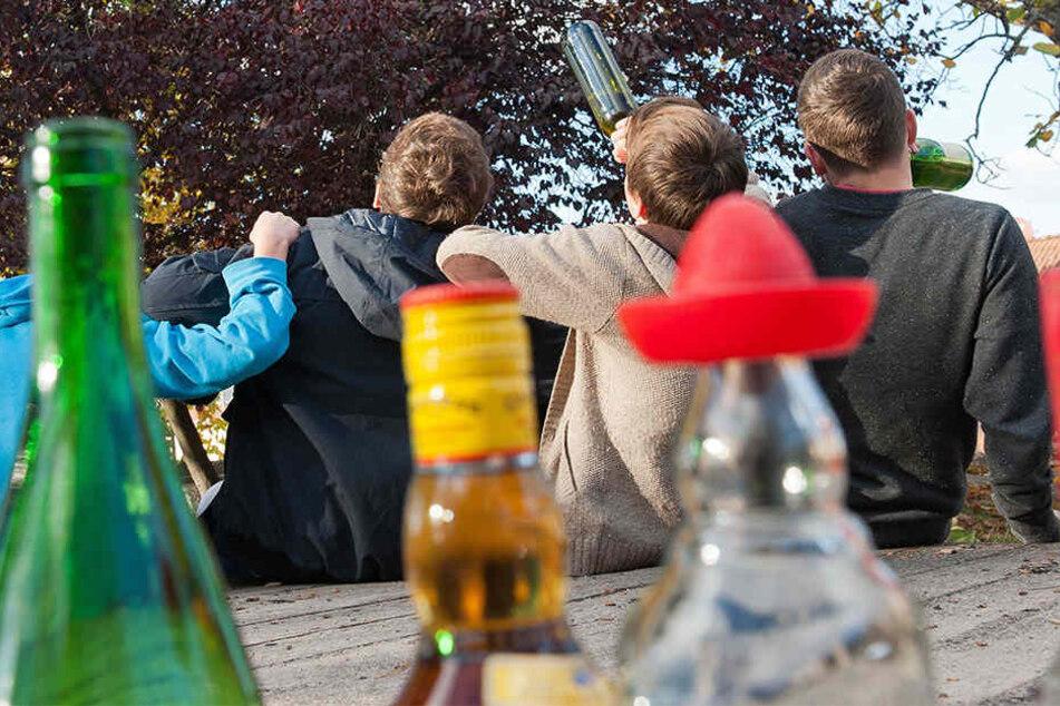 Immer mehr Jugendliche landen mit Alkoholvergiftung im Krankenhaus
