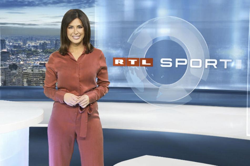 Die schöne Moderatorin sieht die Chance bei RTL als berufliche Weiterentwicklung.