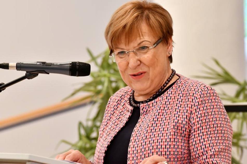 Kultusministerin Brunhild Kurth will nicht in den Landtag.