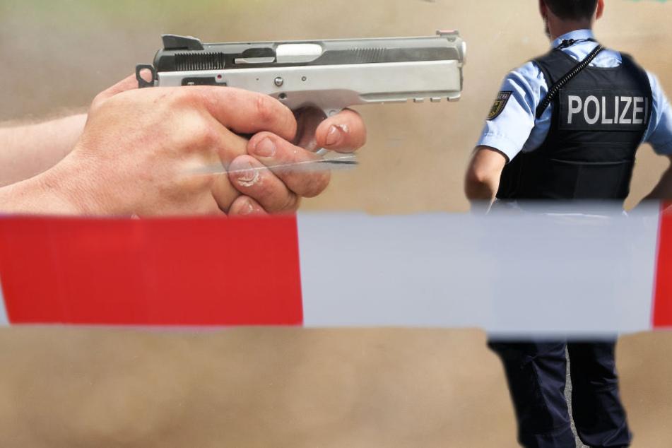 In Wiesbaden fielen am Donnerstag Schüsse. Die Kriminalpolizei ermittelt (Symbolbild).