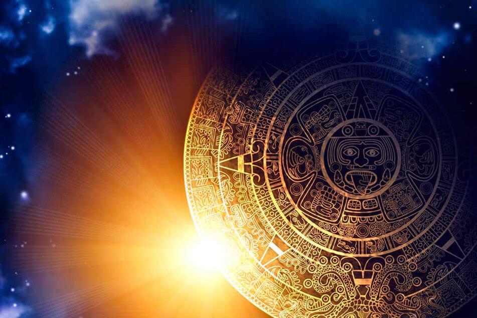 Was bringt die Zukunft? Die alten Azteken in Mexiko hatten Kalender mit zwei miteinander verschränkten Zyklen - für bürgerliche Tage und Rituale.