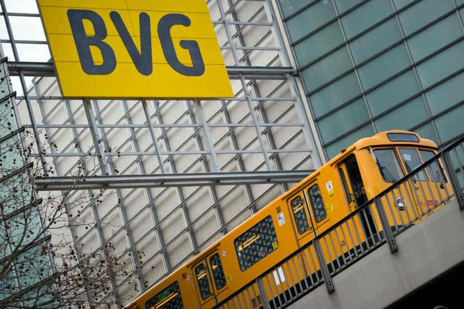 Allein bei der BVG wurden 343.000 Schwarzfahrer erwischt. (Symbolbild)