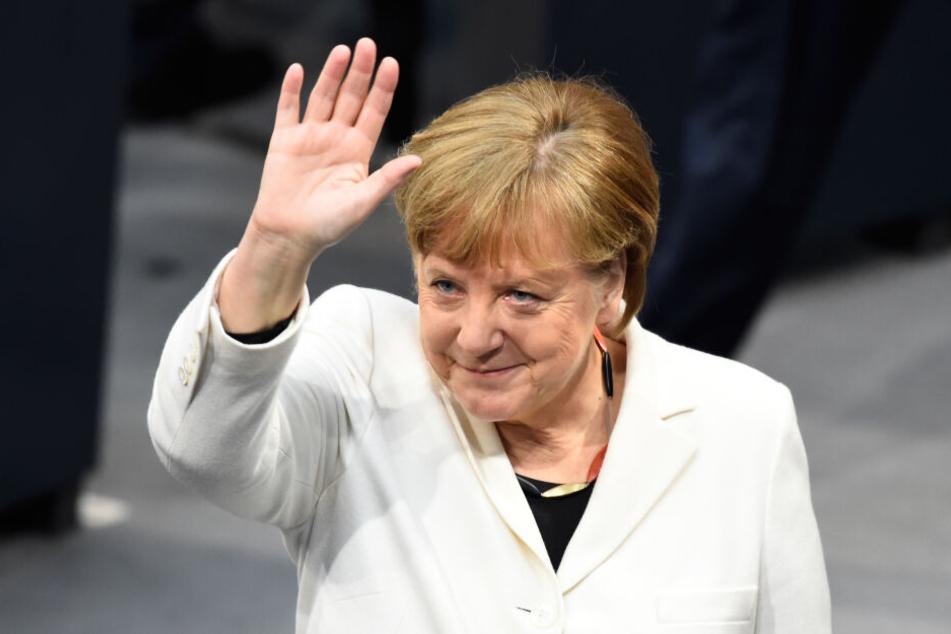 Bundeskanzlerin Angela Merkel besucht am Montag Zwickau.