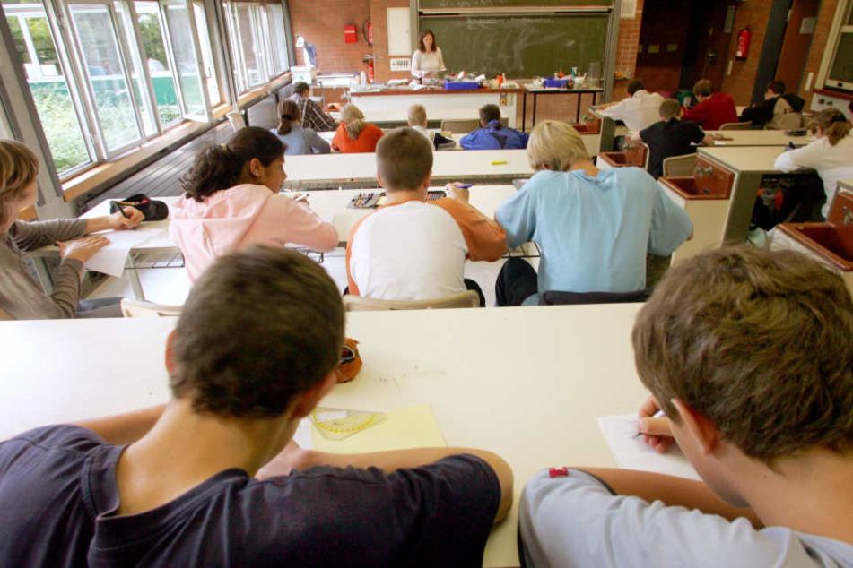 Die beiden Landesfinalisten der Gymnasien Erfurt und Greiz werden Mitte Mai in Kiel über kniffligen Aufgaben brüten (Symbolfoto).