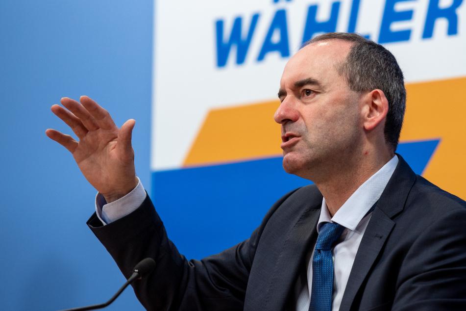 Hubert Aiwanger (50) ist bundesweiter Spitzenkandidat der Freien Wähler.