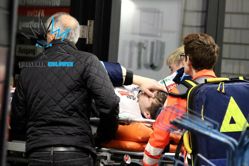 Eislöwen gehen sang- und klanglos unter: Knobloch muss ins Krankenhaus